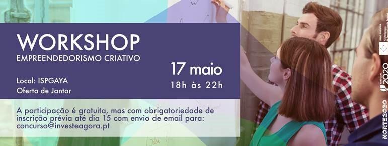 'Innovation Day' do projeto 'Investe Ágora'