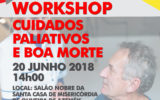 Workshop 'Cuidados Paliativos e Boa Morte'