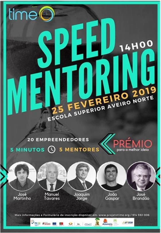 AECOA patrocina 'Speed Mentoring'