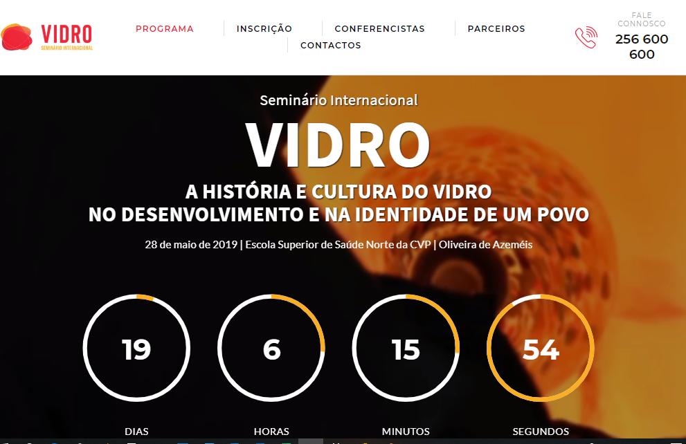 Seminário Internacional sobre o Vidro