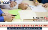'Gabinete Portugal 2020' | Candidaturas à Internacionalização das PME