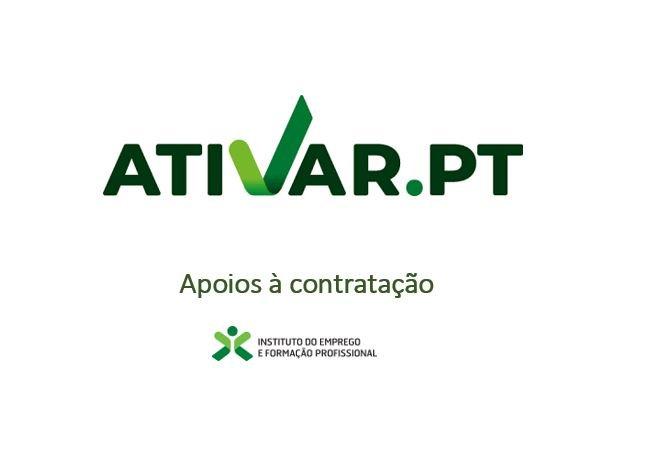 ATIVAR.PT | Incentivos à contratação